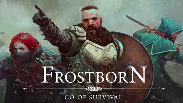 Frostborn: Coop Survival 0