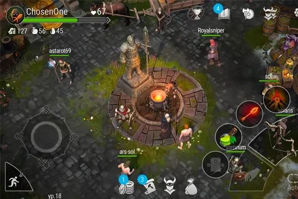 Frostborn: Coop Survival 1