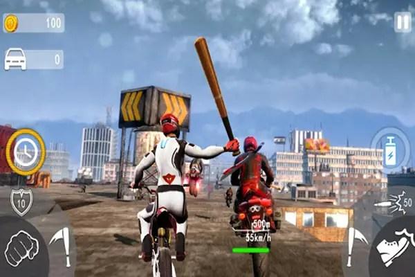 Biker Gang: Highway Death Moto 03