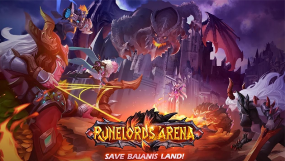 Runelords Arena 0