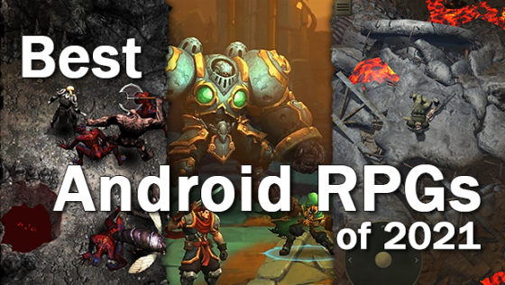 Best Android RPGs of 2021