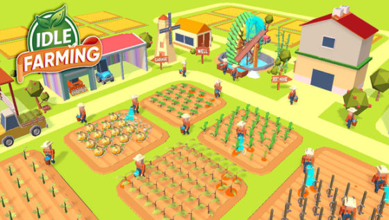 Android I:dle Farming