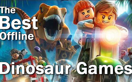 Best Offline Dinosaur Games