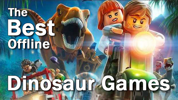 Best Offline Dinosaur Games
