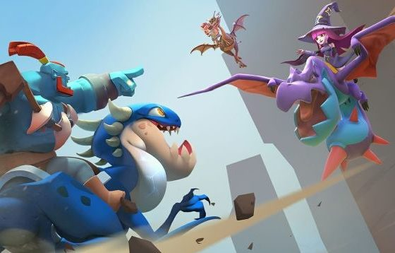 dragon brawlers