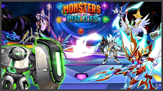 monsters & puzzles 0