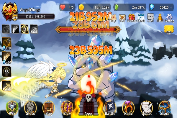 Raising Archangel 2