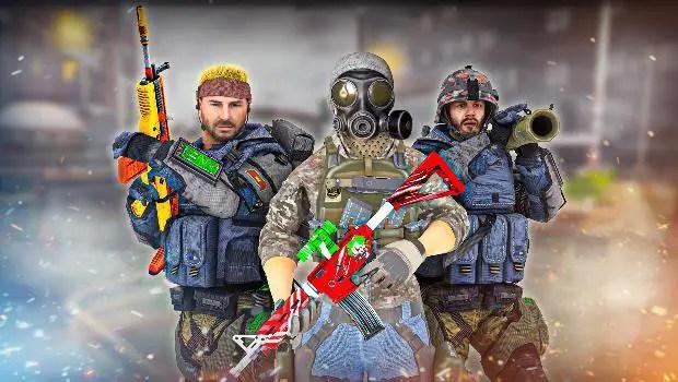 Commando One Secret Mission Android 0