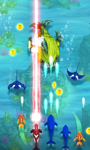 Sea Invaders Android 1