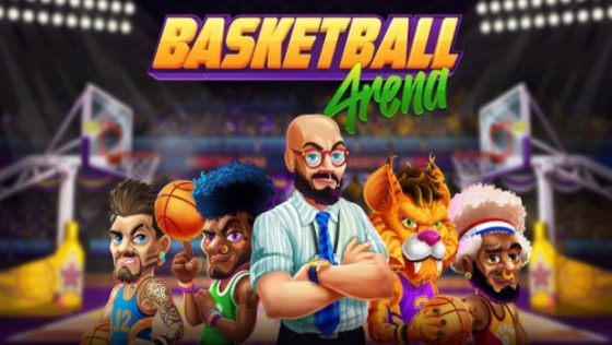 Basketball Arena 00