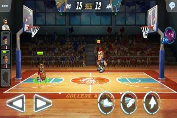 Basketball Arena 01