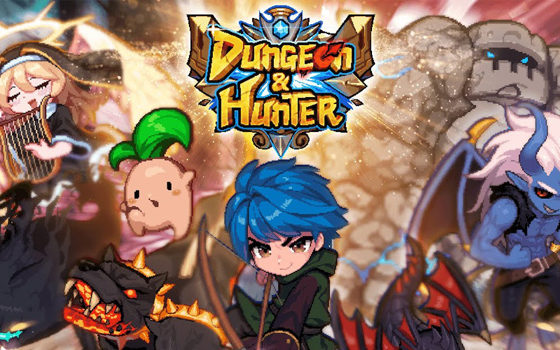 Dungeon and Hunter 00