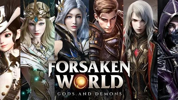 Forsaken World Gods and Demons Review 0