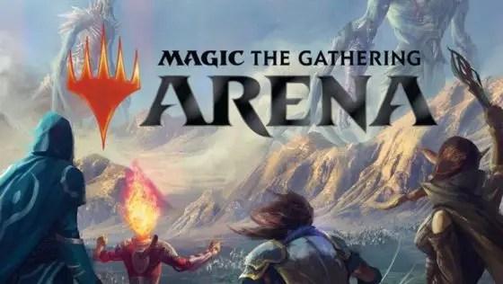 Magic The Gathering Arena 0
