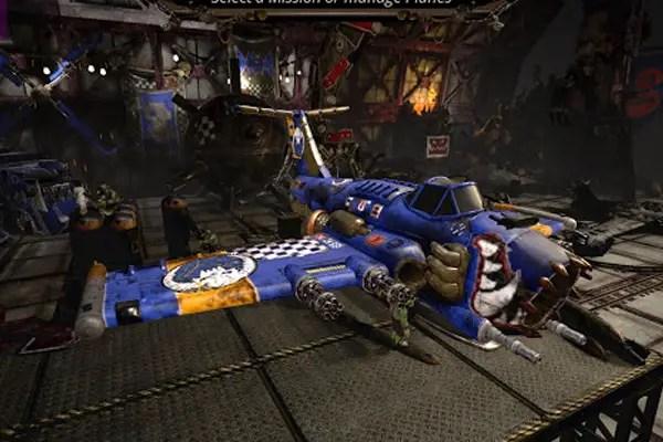 Warhammer 40K: Dakka Squadron 02