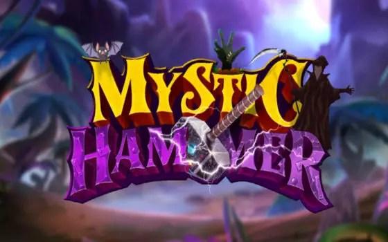 Mystic Hammer Title