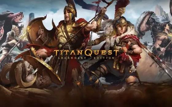 Titan Quest Promo Image