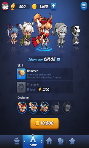 Wind Runner Character Customization