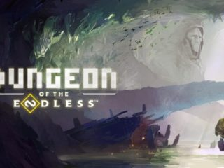 Dungeon of the Endless: Apogee promo screen
