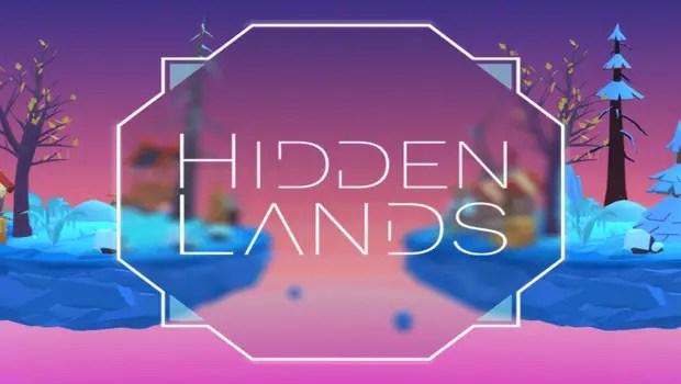 Hidden Lands Title Screen