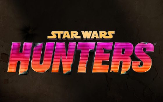 Star Wars Hunters Game