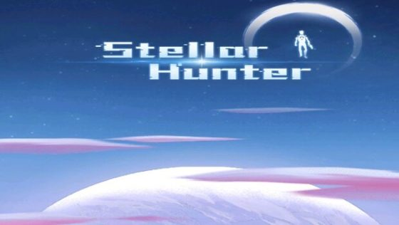 Stellar Hunter Title Screen