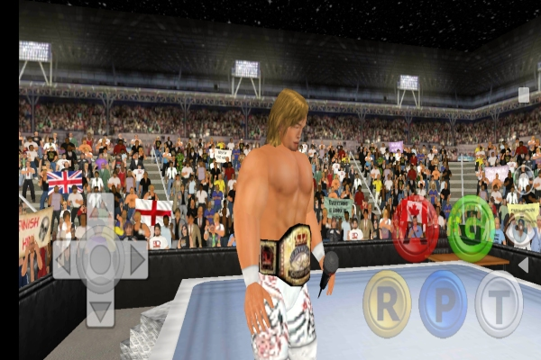wrestling empire in game