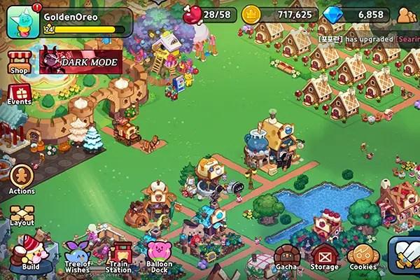 Cookie Run: Kingdom base building