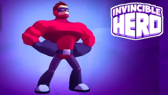 Invincible-hero-title