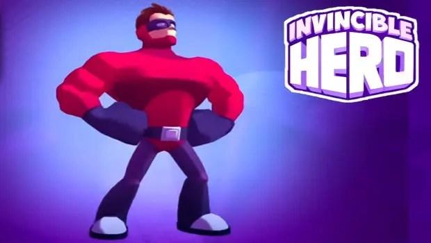 Invincible-hero-title