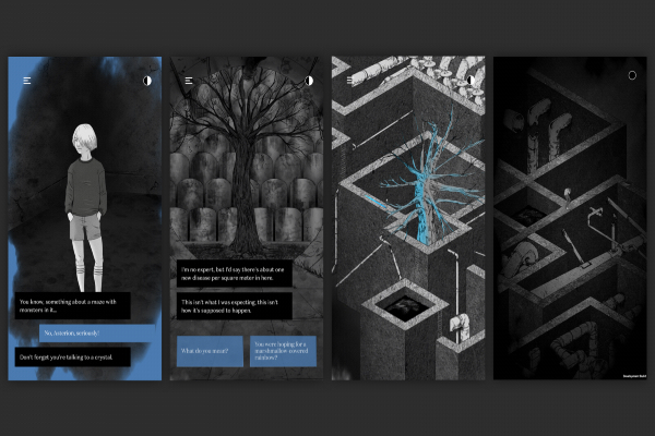 Unmaze In-Game Screenshots