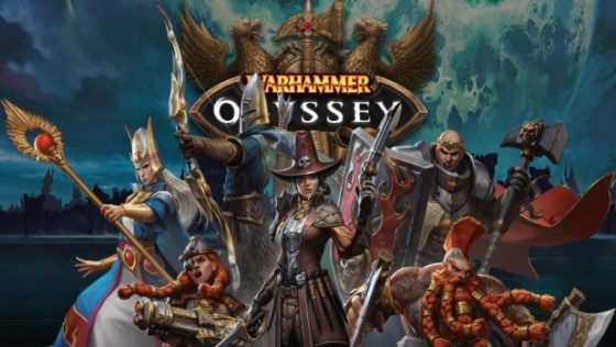 Warhammer Odyssey Promo