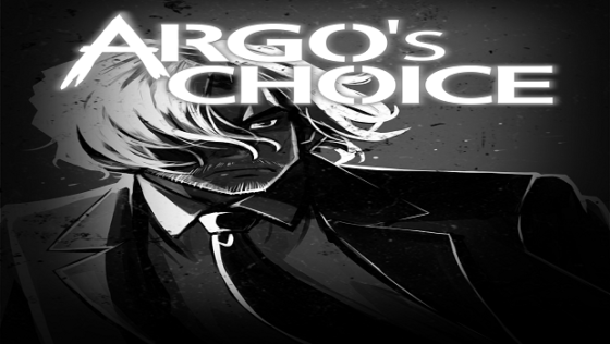 Argo's Choice title screen