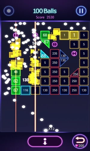 Bricks-Breaker-Hit-Laser-Beams-Android