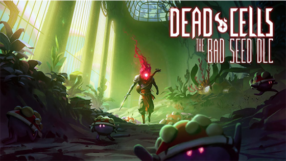 Dead Cells The Bad Seed DLC mobile