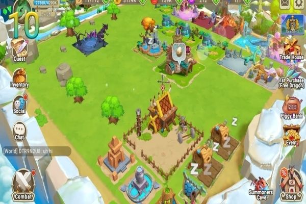 Dragon-Tamer-Dragon-Island-Structures-Android