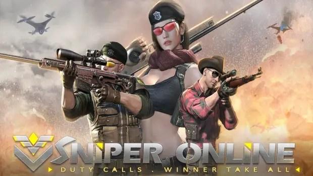Sniper-Online-Title