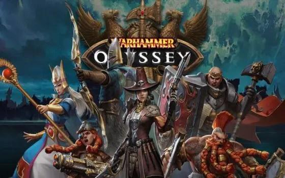 Warhammer Odyssey Title