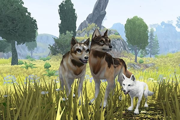 Wolf_Tales_01_Android
