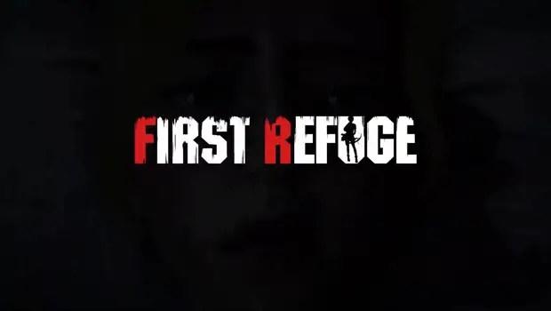 First Refuge: Z title screen