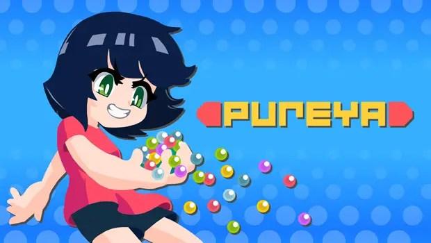 Puerya title screen