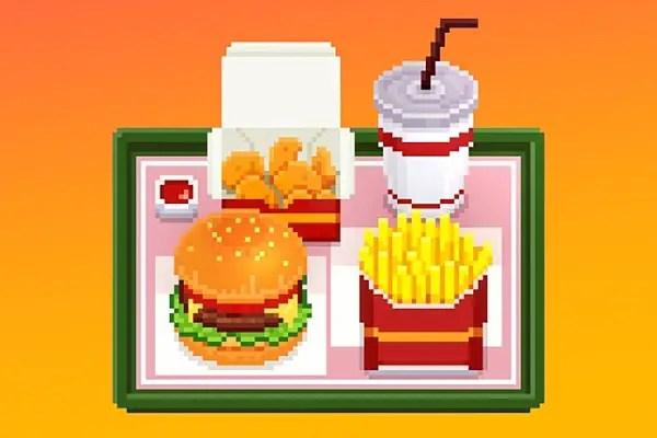 Puzzrama Pixel diorama