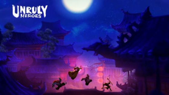 Unruly Heroes Featured Image