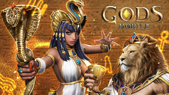 Gods Mobile promo image