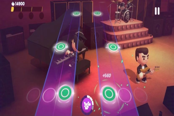 queen: rock tour gameplay