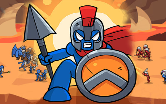 Stick Wars 2: Battle of Legions title card