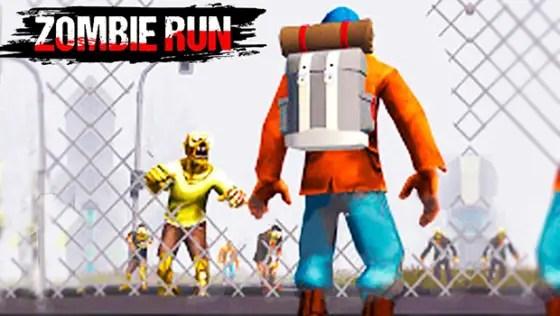 Zombie Apocalypse Run landscape art