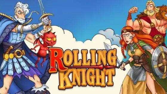 RollingKnight Promo Image 1