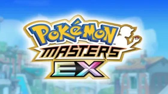 Pokémon Masters EX Logo