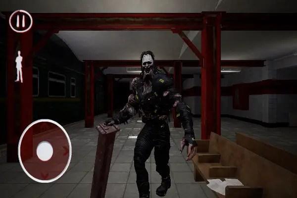 Scary Subway Train Escape 1